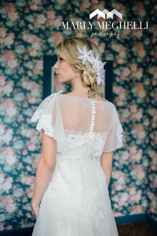 c585f197805 Robe de mariée Eloïse   Philippine - Muriel Prando Créatrice - Mariage